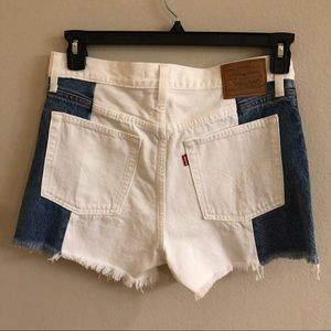 Levi's Wedgie High-Rise Short - UO Exclusive